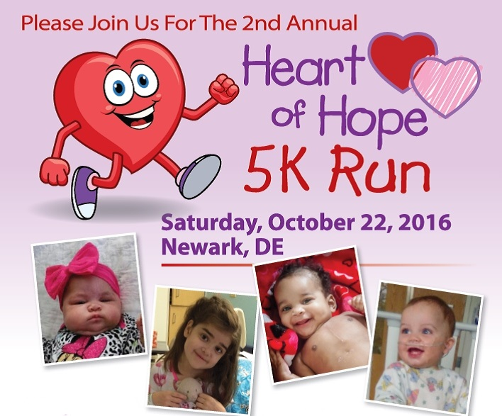 2nd Annual 5K and Family Fun Run