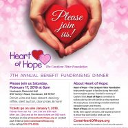 7th Annual Benefit Fundraising Dinner
