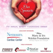 Heart of Hope 7th Annual Benefit Dinner Sponsors